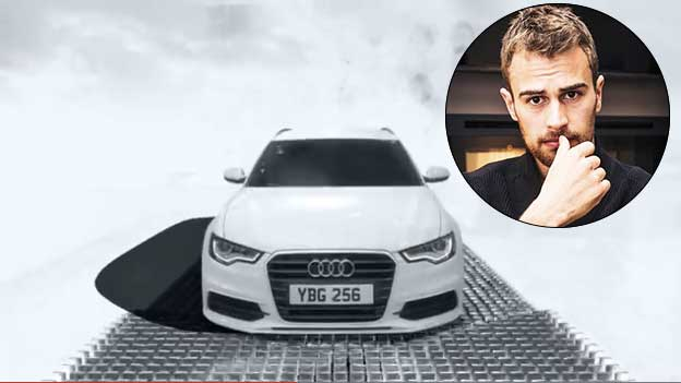 New Audi A6 Ultra Commercial Featuring Theo James Voiceover F Yeah