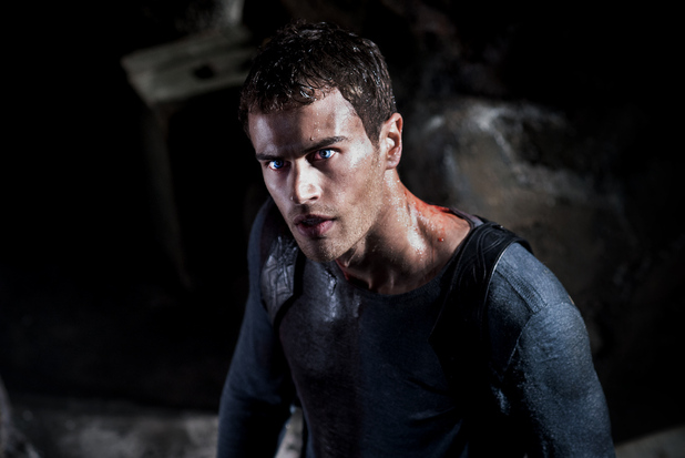 F' Yeah Theo James (The Site), Theo James Unlikely To Star ...