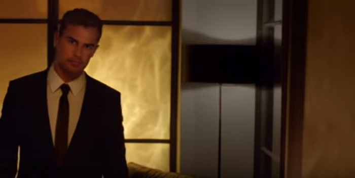Boss The Scent Official Video With Theo James Hugo