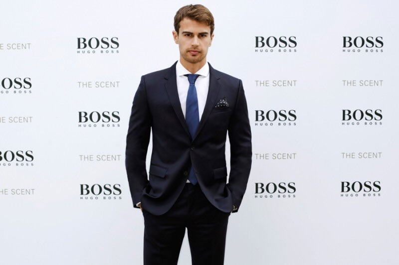 Hugo Boss Teases A New Theo James Image From Boss The Scent Commercial